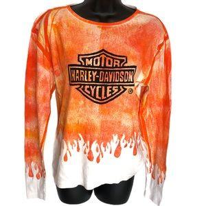 Harley-Davidson longsleeve shirt – size XL